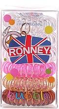 Voňavky, Parfémy, kozmetika Gumičky do vlasov - Ronney Professional Funny Ring Bubble 9
