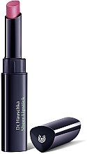 Voňavky, Parfémy, kozmetika Hydratačná rúž na pery - Dr.Hauschka Sheer Lipstick