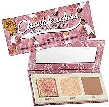 Voňavky, Parfémy, kozmetika Paleta na kontúrovanie - Benefit Cheekleaders Mini Bronze Squad