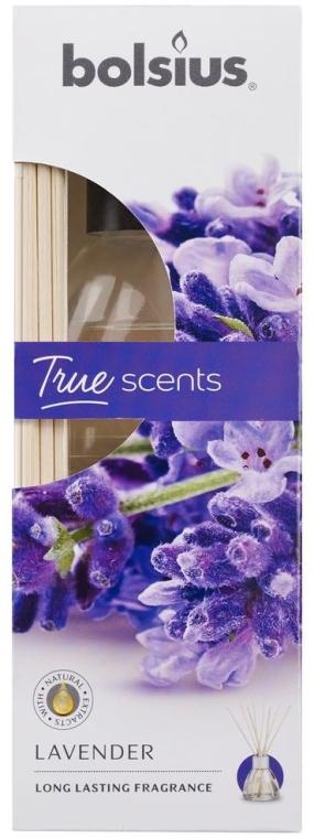 """Aromatický difúzor """"Levanduľa"""" - Bolsius Fragrance Diffuser True Scents Lavender — Obrázky N2"""