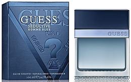 Voňavky, Parfémy, kozmetika Guess Seductive Homme Blue - Toaletná voda