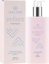 Voňavky, Parfémy, kozmetika Šampón na ochranu farby farbených vlasov - Halier Re:flect Shampoo