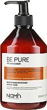Voňavky, Parfémy, kozmetika Regeneračná maska na poškodené vlasy - Niamh Hairconcept Be Pure Restore Mask