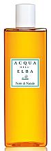 Voňavky, Parfémy, kozmetika Acqua Dell Elba Note Di Natale - Náplň do difúzora