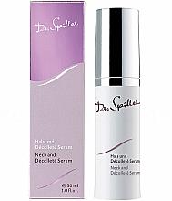 Voňavky, Parfémy, kozmetika Sérum na krk a dekolt - Dr. Spiller Breast and Decollete Lift Serum