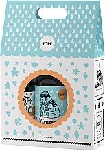 Voňavky, Parfémy, kozmetika Sada - Yope Zimowe Ciasteczka (sh/gel/400ml + l/soap/500ml + b/balm/300ml)