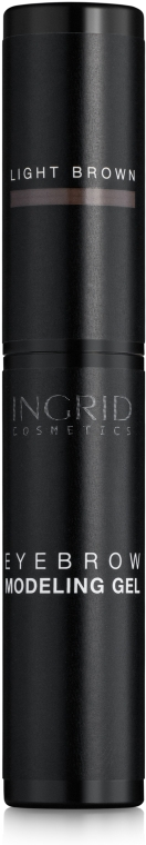 Modelovací gél - Ingrid Cosmetics Eyebrow Modeling Gel