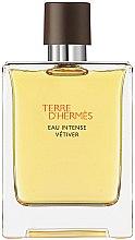 Voňavky, Parfémy, kozmetika Hermes Terre D'Hermes Eau Intense Vetiver - Parfumovaná voda (tester s viečkom)
