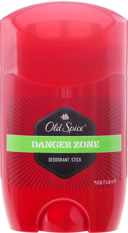 Tvrdý deodorant - Old Spice Danger Zone Deodorant Stick