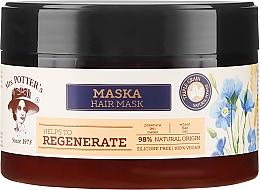 Voňavky, Parfémy, kozmetika Maska pre poškodené vlasy - Mrs. Potter's Triple Grain Regenerate