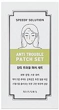 Voňavky, Parfémy, kozmetika Náplasti na liečbu akné - Missha Speedy Solution Anti Trouble Patch