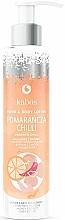 "Voňavky, Parfémy, kozmetika Balzam na ruky a telo ""Pomaranč s chilli"" - Kabos Wild Orange & Chilli Hand & Body Lotion"