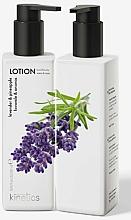 """Voňavky, Parfémy, kozmetika Výživný lotion na ruky a telo """"Levanduľa a ananás"""" - Kinetics Lavender & Pineapple Lotion"""