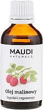 Voňavky, Parfémy, kozmetika Malinový olej - Maudi