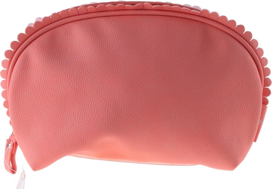 """Kozmetická taška """"Frill"""", 96266, oranžová - Top Choice — Obrázky N1"""
