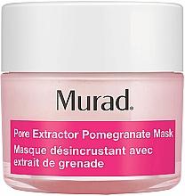 Voňavky, Parfémy, kozmetika Maska na hĺbkové čistenie pórov s extraktom z granátového jablka - Murad Pore Rescue Pore Extractor Pomegranate Mask