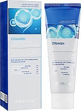 Voňavky, Parfémy, kozmetika Kolagénová hydratačná pena proti starnutiu   - FarmStay Collagen Water Full Moist Deep Cleansing Foam