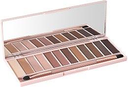 Voňavky, Parfémy, kozmetika Paleta očných tieňov, 12 farieb - Peggy Sage Eye Shadows Palette Nude Shades