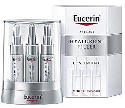 Voňavky, Parfémy, kozmetika Ampulky s koncentrovanou kyselinou hyalurónovou - Eucerin Hyaluron-Filler Concentrate