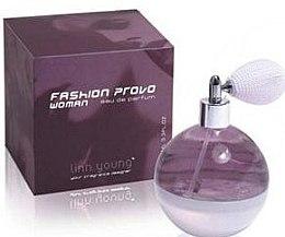 Voňavky, Parfémy, kozmetika Linn Young Fashion Provo For her - Parfumovaná voda