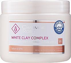 Voňavky, Parfémy, kozmetika Upokojujúca a hydratačná maska na tvár s bielou hlinkou - Charmine Rose White Clay Complex