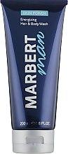 Voňavky, Parfémy, kozmetika Prostriedok na starostlivosť o vlasy a telo pre mužov - Marbert Man Skin Power Hair & Body Wash