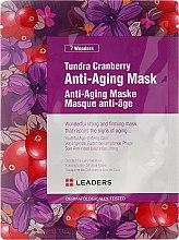 Voňavky, Parfémy, kozmetika Maska na tvár - Leaders 7 Wonders Tundra Cranberry Anti-Aging Mask