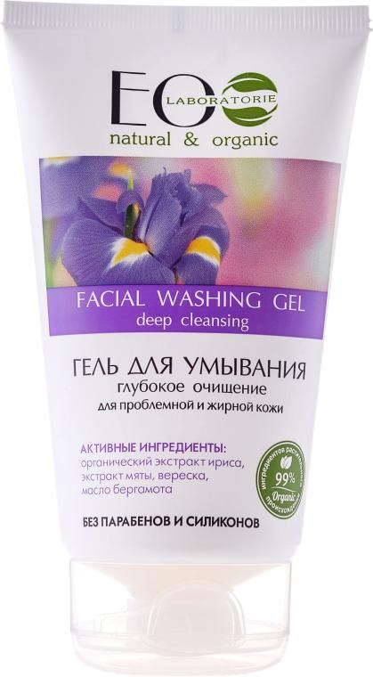 """Gél na umývanie """"Hĺboké čistenie"""" - ECO Laboratorie Facial Washing Gel"""