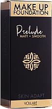 Voňavky, Parfémy, kozmetika Podkladová báza - Vollare Prelude Smoothing & Mattifying Make Up Foundation