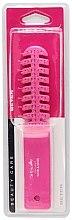 Voňavky, Parfémy, kozmetika Masážna kefa, ochranné špičky, ružová, 17,5 cm - Beter Beauty Care