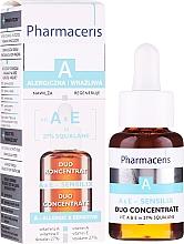 Voňavky, Parfémy, kozmetika Koncentrát s vitamínmi A a E. - Pharmaceris A A&E Sensilix Duo Concentrate