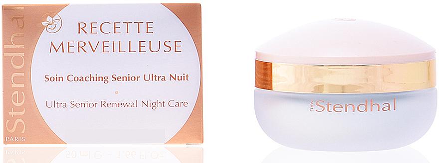 Nočný krém proti starnutiu - Stendhal Recette Merveilleuse Ultra Senior Renewal Night Care — Obrázky N1