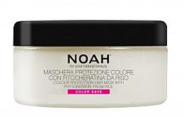 Voňavky, Parfémy, kozmetika Maska na farbené vlasy s ryžou a fytokeratínom - Noah Hair Mask With Rice Phytokeratine