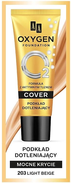 Podkladová báza - AA Oxygen Cover Foundation