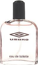 Voňavky, Parfémy, kozmetika Umbro Power - Toaletná voda