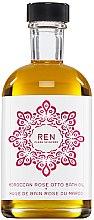 Voňavky, Parfémy, kozmetika Maslo do kúpeľa - Ren Moroccan Rose Otto Bath Oil