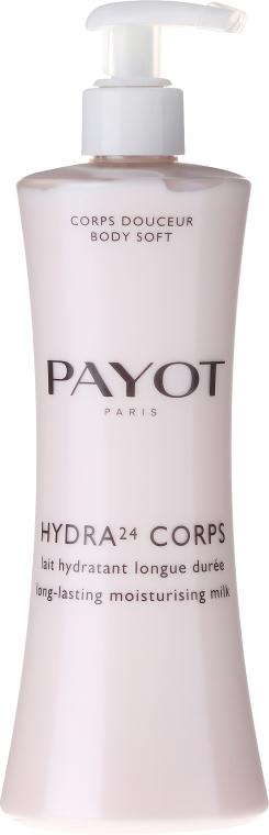 Hydratačné telové mlieko - Payot Hydra Body 24 Corps Long-lasting Moisturising Milk
