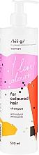 Voňavky, Parfémy, kozmetika Šampón pre farbené vlasy - Kili·g Woman Shampoo For Coloured Hair