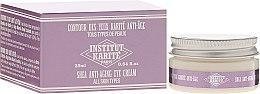 Voňavky, Parfémy, kozmetika Krém proti starnutiu na pokožku okolo očí - Institut Karite Shea Anti-Aging Eye Cream
