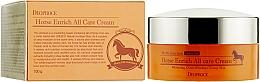 Voňavky, Parfémy, kozmetika Výživný krém na tvár s konským tukom - Deoproce Horse Enrich All Care Cream