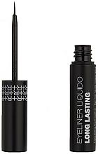 Voňavky, Parfémy, kozmetika Tekutá vodeodolná očná linka - Rougj+ Glamtech Waterproof Long-Lasting Liquid Eyeliner