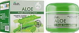 Voňavky, Parfémy, kozmetika Krém na tvár s extraktom z aloe - Ekel Ample Intensive Cream Aloe