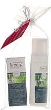 Voňavky, Parfémy, kozmetika Sada - Lavera (foam/150ml + ash/balm/50ml)