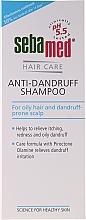 Voňavky, Parfémy, kozmetika Šampón proti lupinám - Sebamed Anti Dandruff Shampoo