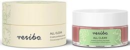 Voňavky, Parfémy, kozmetika Čistiaca maska na tvár - Resibo All Clean Creamy Purifying Mask