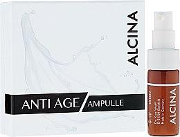 Voňavky, Parfémy, kozmetika Ampulky na tvár proti starnutiu - Alcina Anti Age Ampulle