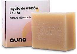 Voňavky, Parfémy, kozmetika Mydlo na vlasy a telo - Auna Hair And Body Soap