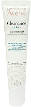 Voňavky, Parfémy, kozmetika Zmatňujúca emulzia na tvár - Avene Cleanance Mattifying Emulsion