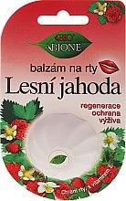 """Voňavky, Parfémy, kozmetika Balzam na pery """"Lesné jahody"""" - Bione Cosmetics Vitamin E Lip Balm Forest Fruit"""