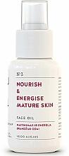 """Voňavky, Parfémy, kozmetika Olej na tvár """"Výživa a energia"""" - You & Oil Nourish & Energise Mature Skin Face Oil"""